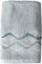Saturday Knight Sketchbook Waves Bath Towel