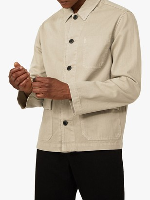 Warehouse Organic Cotton Utility Jacket