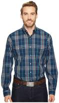 Stetson 1280 Midnight Plaid Men's Clothing