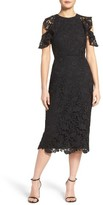 Shoshanna Women's Florentine Guipere Lace Sheath Dress