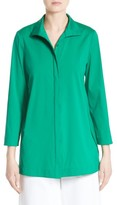 Lafayette 148 New York Women's 'Marla' Tunic Blouse