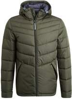 Pier 1 Imports Winter jacket green melange