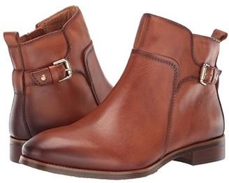 PIKOLINOS Royal W4D-8760 (Brandy) Women's Boots