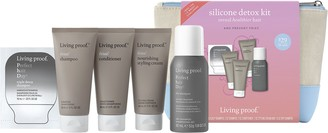 Living Proof No Frizz Silicone Detox Kit