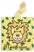 Jellycat If I Were A Lion Board Book