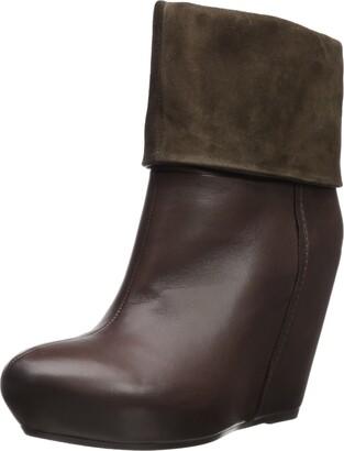 VIC Women's Fold-Down Wedge Boot