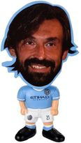 Forever Collectibles New York City FC Andrea Pirlo Figurine