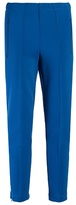 Balenciaga Tapered-leg cropped stretch-cady trousers