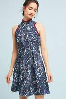 Nicole Miller New York Brooklyn Jacquard Dress