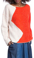 Plenty by Tracy Reese Colorblock Top