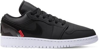Nike JORDAN 1 LOW PSG SNEAKERS