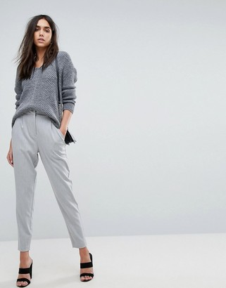 Y.A.S Tailored Pant With Elasticated Waist