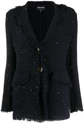 Giorgio Armani Boucle Jacket