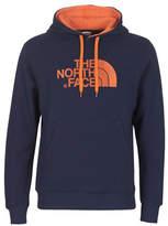 The North Face MENS DREW PEAK PULLOVER HOODIE men's Sweatshirt in Blue