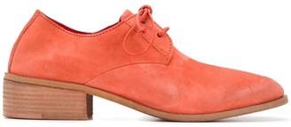 Marsèll block heel derby shoes
