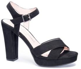 Chinese Laundry Women's Always Platform Dress Sandals Women's Shoes