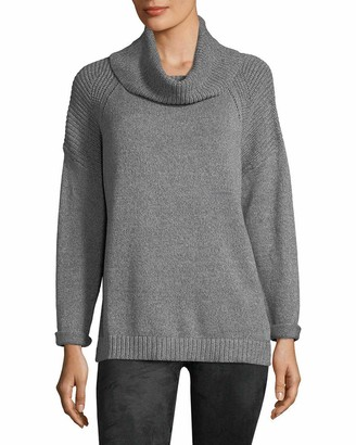BCBGeneration Women's Cowl Neck Sweater