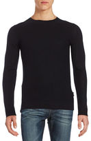 Strellson Textured Crewneck Sweater