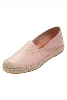 Selected Leather Espadrilles