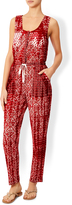Monsoon Penelope Print Jumpsuit