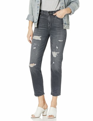 Hudson Women's Zoeey High Rise Straight Jean