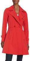 Trina Turk Phoebe Double-Breasted Trench Coat