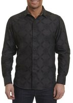 Robert Graham Mark Time Button-Down Shirt