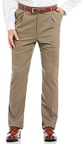 Hart Schaffner Marx Classic-Fit Pleated Solid Dress Pants