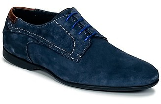 Carlington LAOPE men's Casual Shoes in Blue