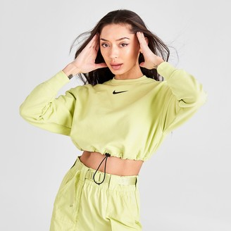 Nike Women's Sportswear Crop Crew Sweatshirt