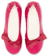Marie Chantal GirlsOlympia Bow Shoes