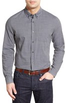 AG Jeans Men's 'Grady' Trim Fit Stripe Sport Shirt