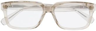 Brioni Clear Frame Glasses