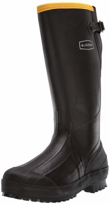 """LaCrosse Alpha Aggressive 16"""" Brown 3.5Mm Work Boot"""