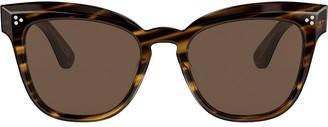 Oliver Peoples Marianela square sunglasses