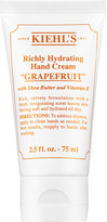 Kiehl's Kiehls Grapefruit Richly Hydrating Hand Cream 75ml