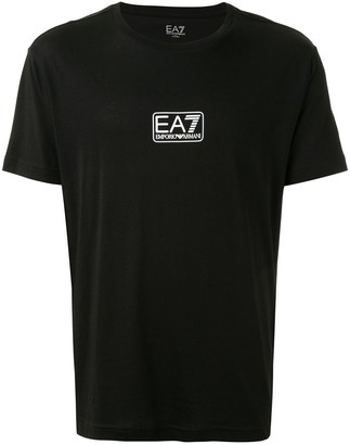 Emporio Armani Ea7 mini box logo T-shirt