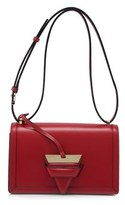 Loewe Women's Red Leather Shoulder Bag.