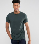 Asos Tall T-shirt With Crew Neck