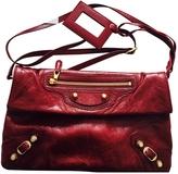 Balenciaga Red sac