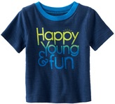 Jumping Beans Baby Boy Jumping Beans® Slubbed Graphic Tee
