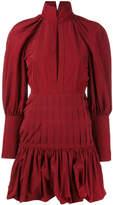 Ellery puff-style mini dress