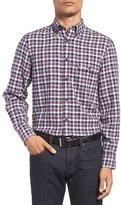 Nordstrom Men's Classic Fit Flannel Sport Shirt
