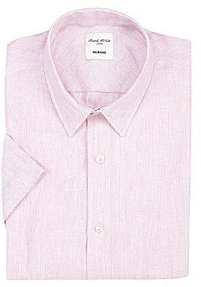 Murano Striped Linen Shirt