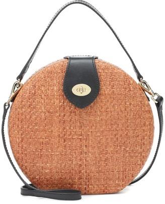 Kayu Exclusive to Mytheresa a Wicker shoulder bag