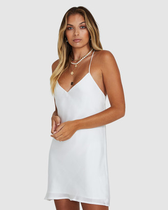 Alice In The Eve Madison Backless Slip Dress