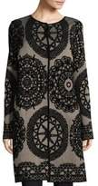 M Missoni Printed Cappotto Jacket