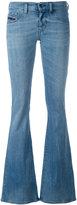 Diesel flared jeans - women - Cotton/Polyester/Spandex/Elastane - 25