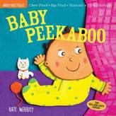 "Indestructibles ""Baby Peekaboo"" Book by Kate Merritt"