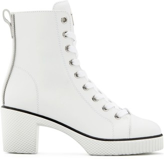 Giuseppe Zanotti Nidir 70mm high-top sneakers
